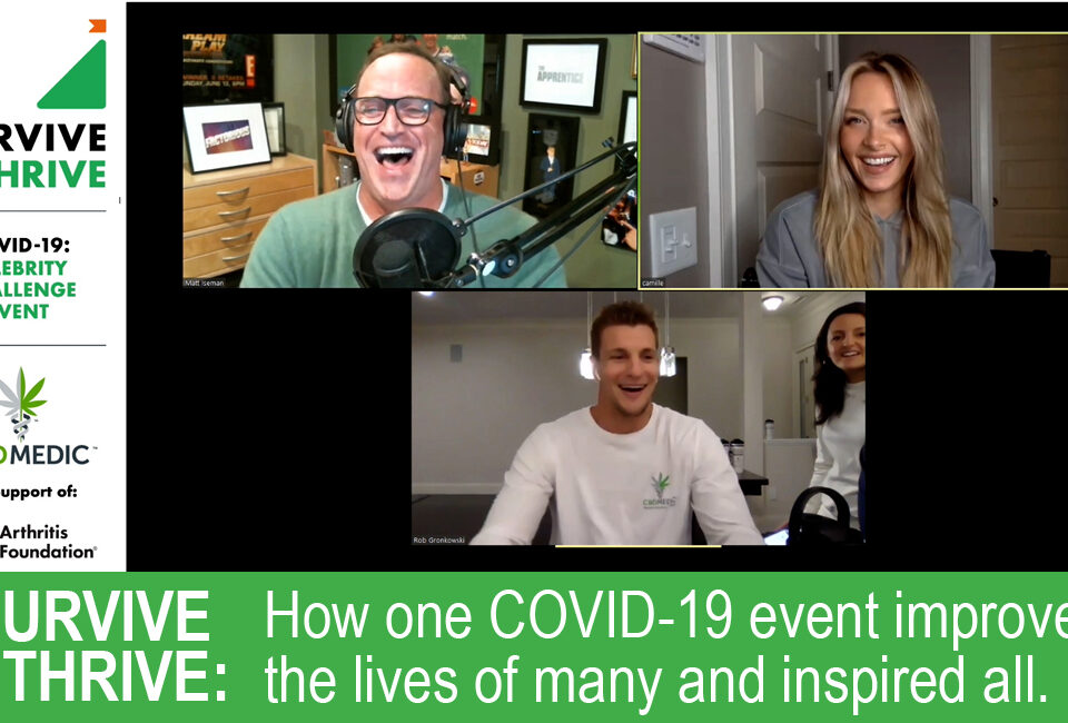 survive and thrive event for covid-19